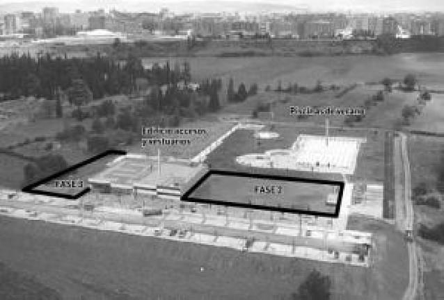 Completar las piscinas de San Jorge costará 4 millones de euros