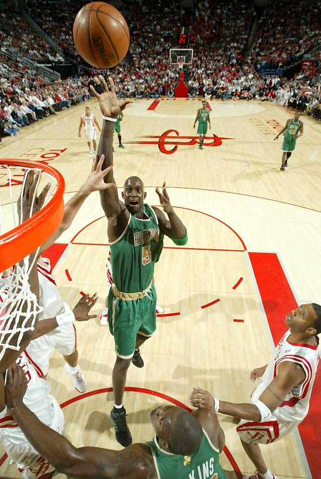 Los Celtics cortan la racha triunfal de los Rockets