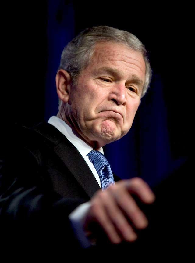 Bush asegura que, pese al alto coste económico y de vidas, la invasión de Irak mereció la pena