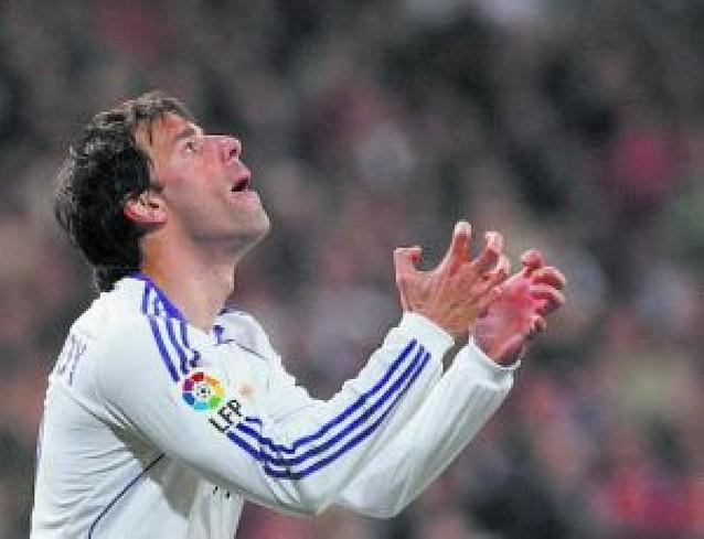 Van Nistelrooy se pierde la Liga