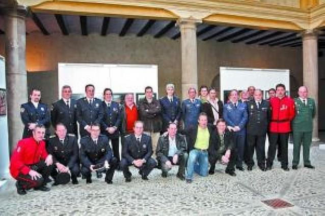 La Policía Municipal celebra su patrón