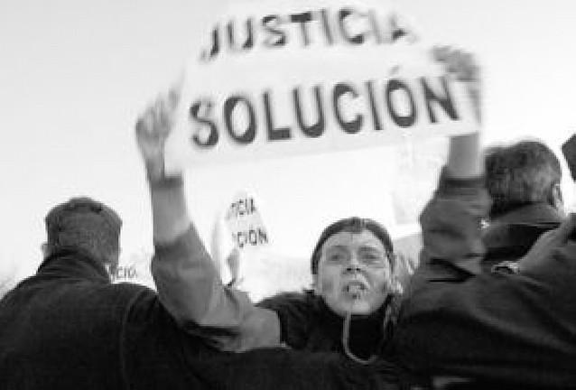 Abren expedientes a funcionarios de Justicia en huelga