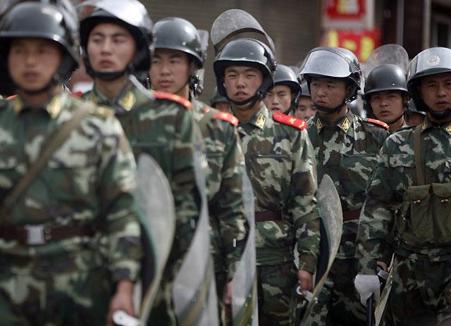 China reconoce que la protesta en el Tíbet se ha extendido a otras provincias