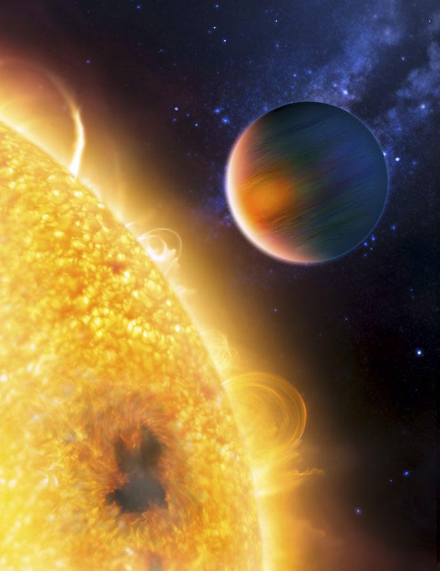 Encuentran el primer signo de materia orgánica en un lejano sistema estelar