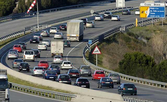 Tráfico ha tramitado 50.000 denuncias desde la entrada en funcionamiento del centro Estrada