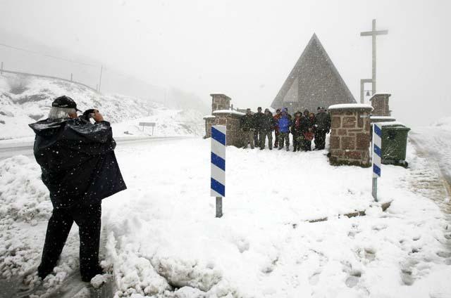 Activados los planes de Emergencia Territorial de Navarra y de Vialidad Invernal