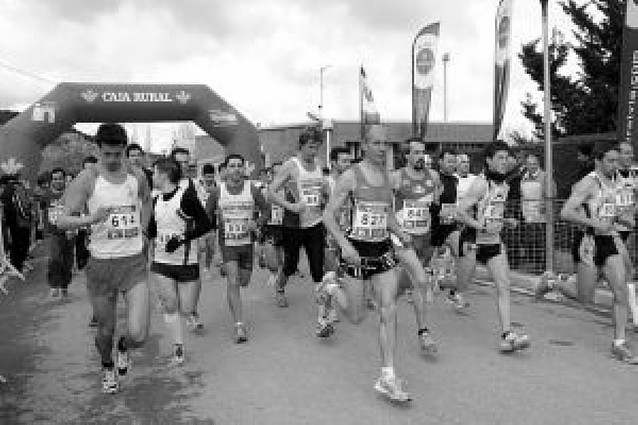 Boulame repite triunfo en una prueba con 400 corredores