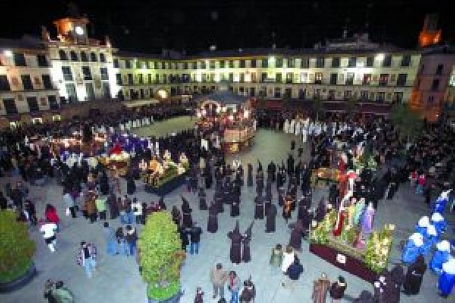 La Ribera celebra el Viernes Santo
