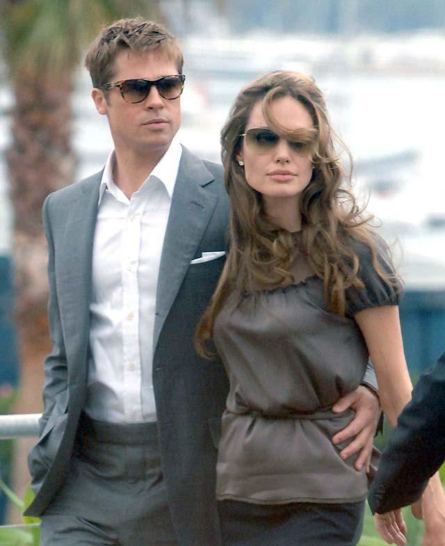 Angelina Jolie y Brad Pitt, la pareja más generosa