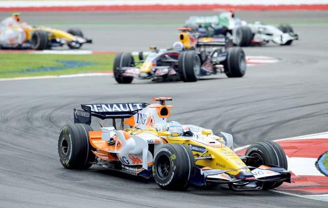 """Alonso: """"La salida fue clave, perdí posiciones y quedé muy retrasado para el resto de la carrera"""""""