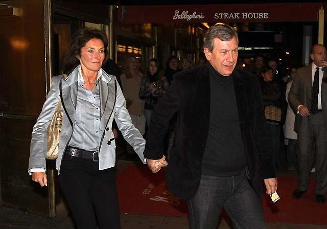 La ex de Sarkozy se casa hoy en Nueva York tras dos días de celebraciones