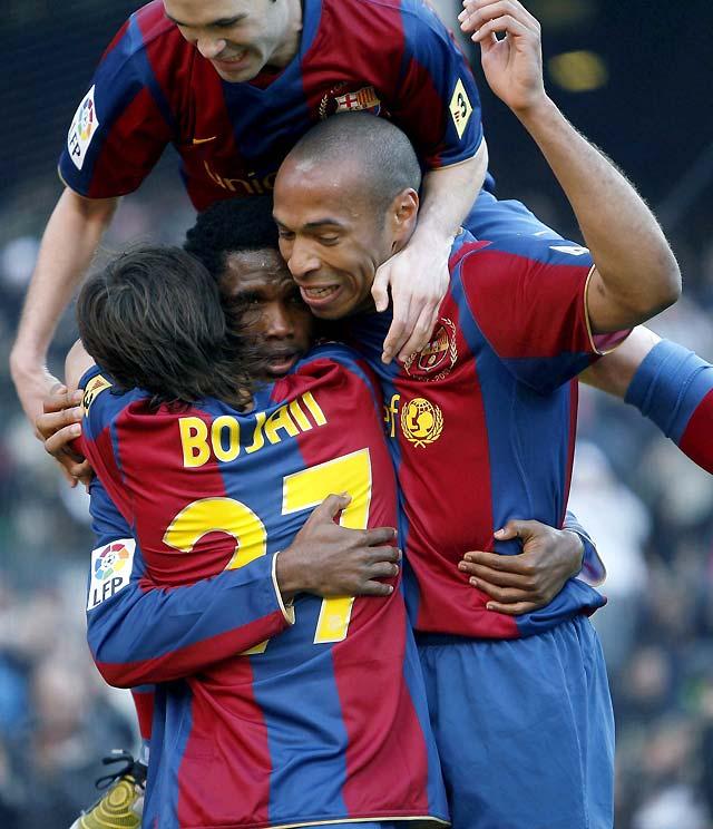 Bojan rescata al Barça de la mediocridad (4-1)