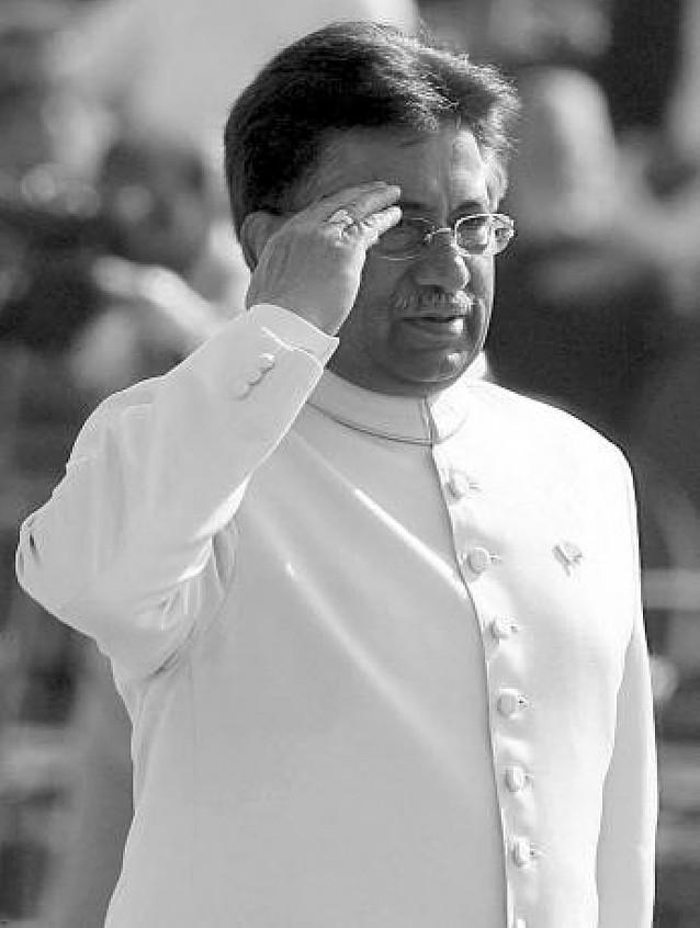 Musharraf promete apoyar al nuevo Gobierno de Pakistán