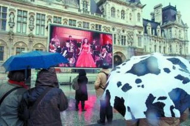 París saca a la calle a la Bartoli y a la Malibran