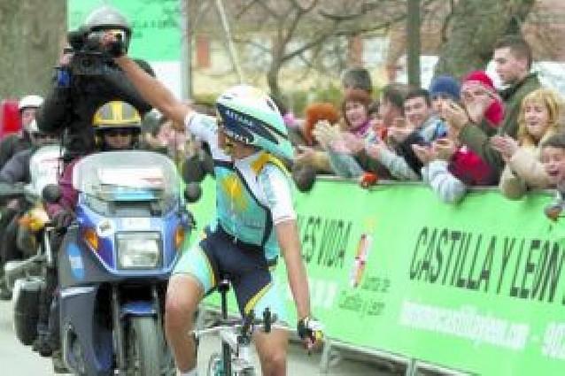 Contador logra su primera victoria desde el Tour 2007