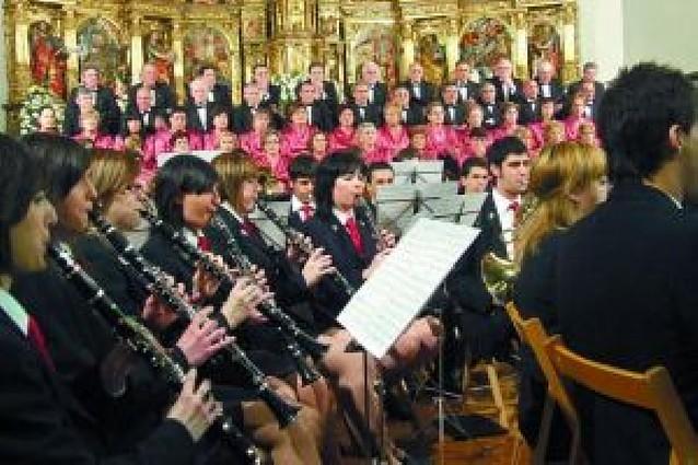 Concierto de Pascua de la Banda y Coro de Valtierra