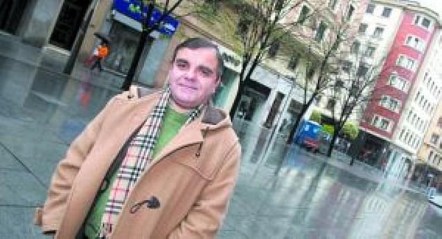 """""""Llegué al PSOE como reacción a mi entorno social y familiar"""""""