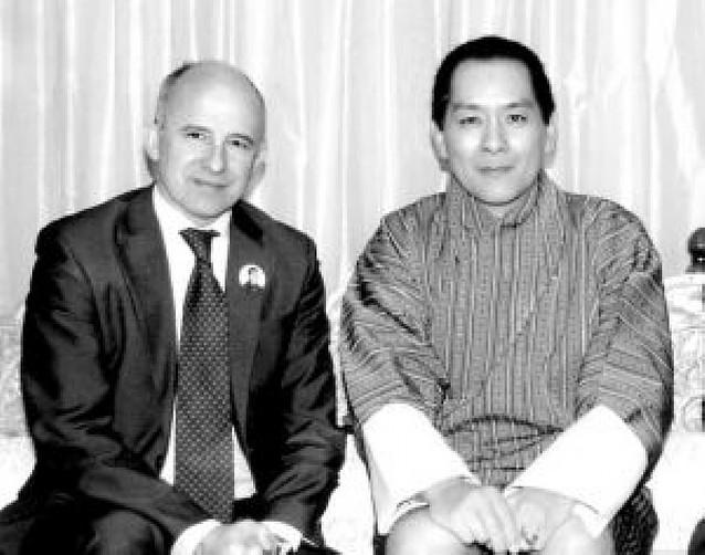 El eurodiputado Pomés lidera una misión de la UE en las elecciones de Bután