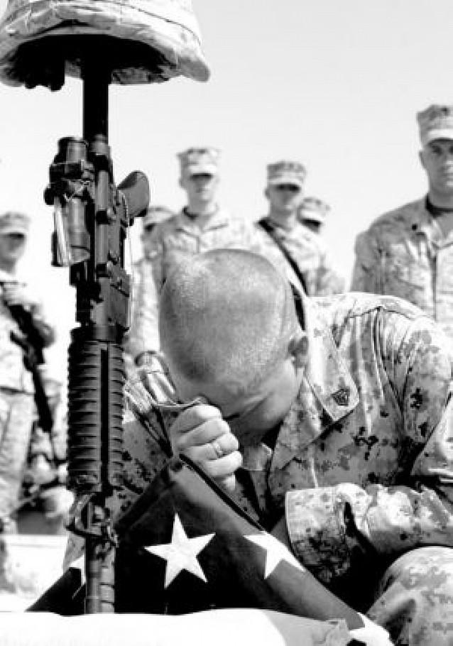 Se eleva a 4.000 el número de soldados de EE UU muertos en la guerra de Irak