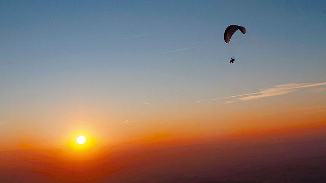 Un vuelo a la eternidad