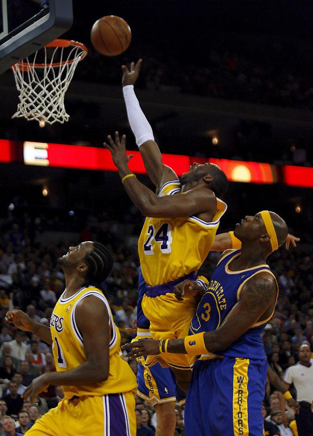 Los Lakers también ganan sin Gasol