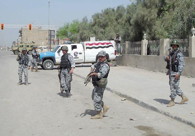 El Ejército iraquí desata una sangrienta ofensiva contra milicias chiíes fieles a Al Sadr en Basora