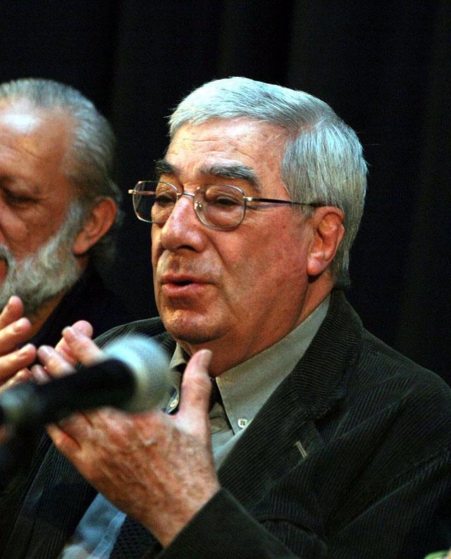 Muere a los 81 años en Madrid el director de cine Rafael Azcona