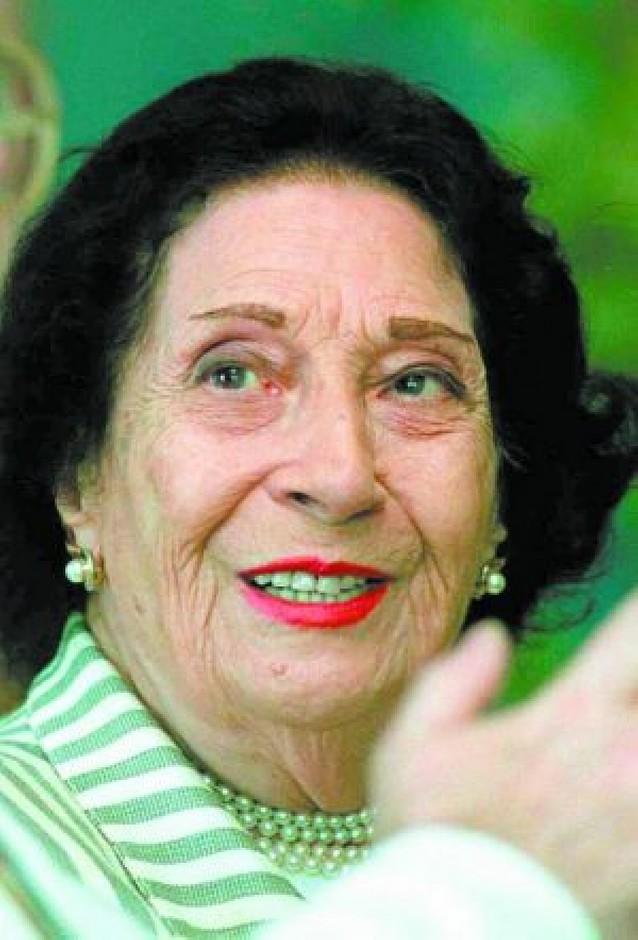 La legendaria bailaora Pilar López muere a los 95 años