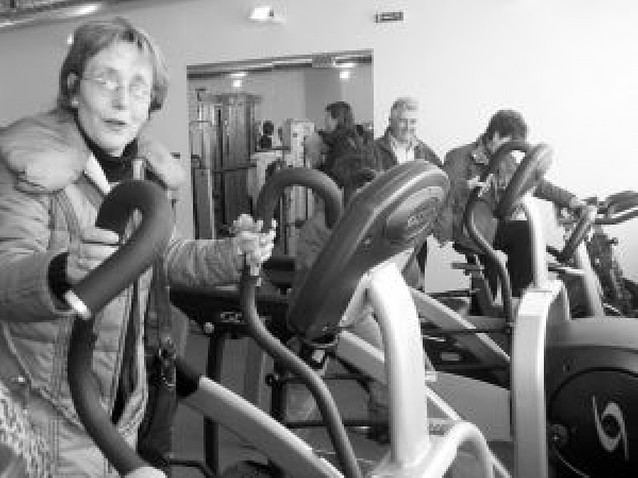 Mendavia completa su oferta deportiva con la inauguración de un spa y un gimnasio