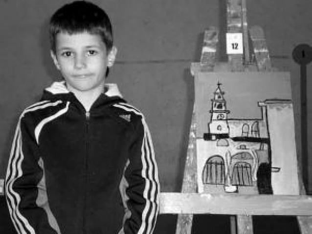 El concurso de pintura de Lerín, a cubierto