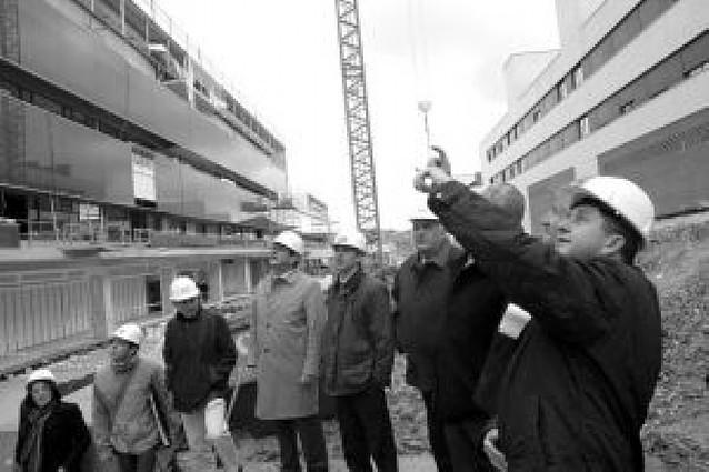 Tracasa se trasladará a su nueva sede en Sarriguren a final de verano