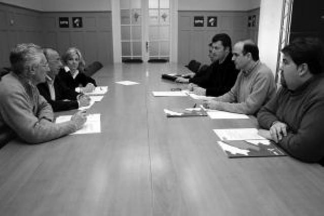 Los tres senadores de UPN formarán un grupo territorial