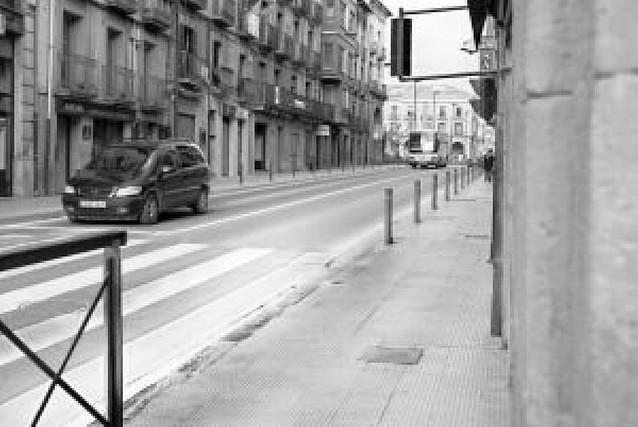 La avenida más dulce de Tafalla