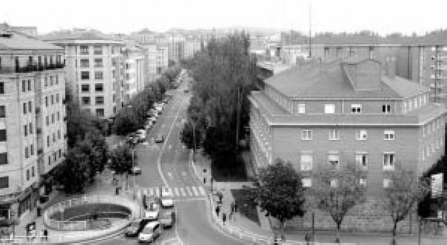 El consistorio de Pamplona pide opinión para hacer un parking en avenida de Galicia o en Olite