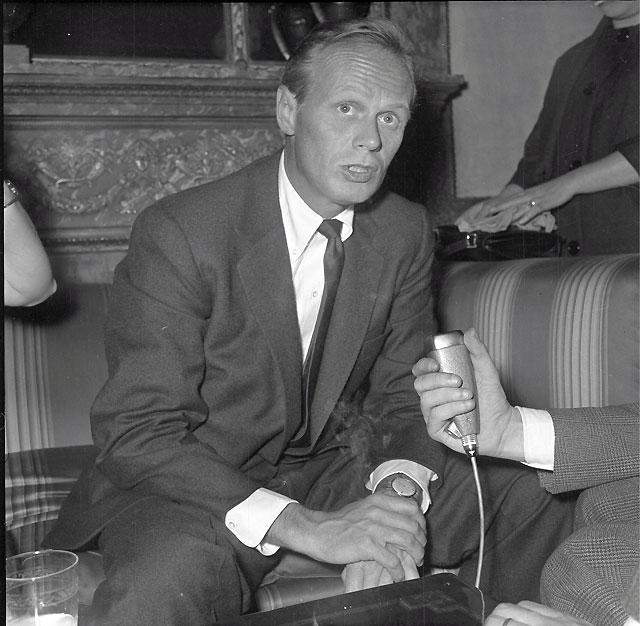 Fallece el actor Richard Widmark a los 93 años