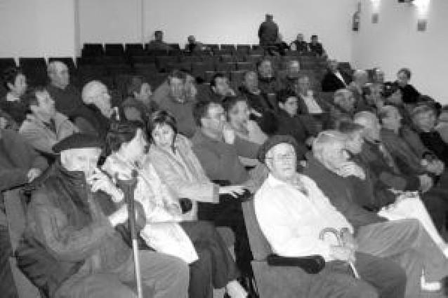 Sartaguda pide que se replantee el proyecto de la carretera a Lodosa