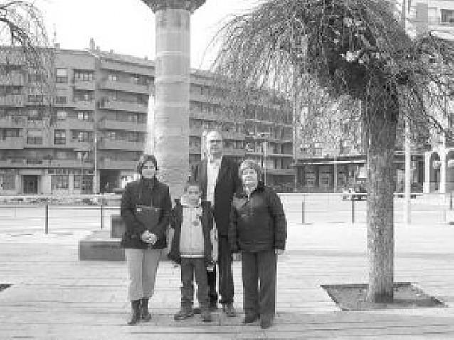 Miguel Ángel Alcalde, nuevo concejal en Andosilla