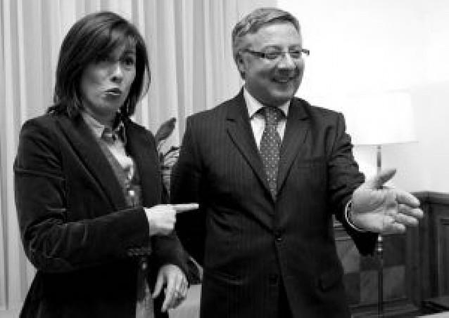 NaBai no aportará su voto para la elección de José Bono como presidente del Congreso