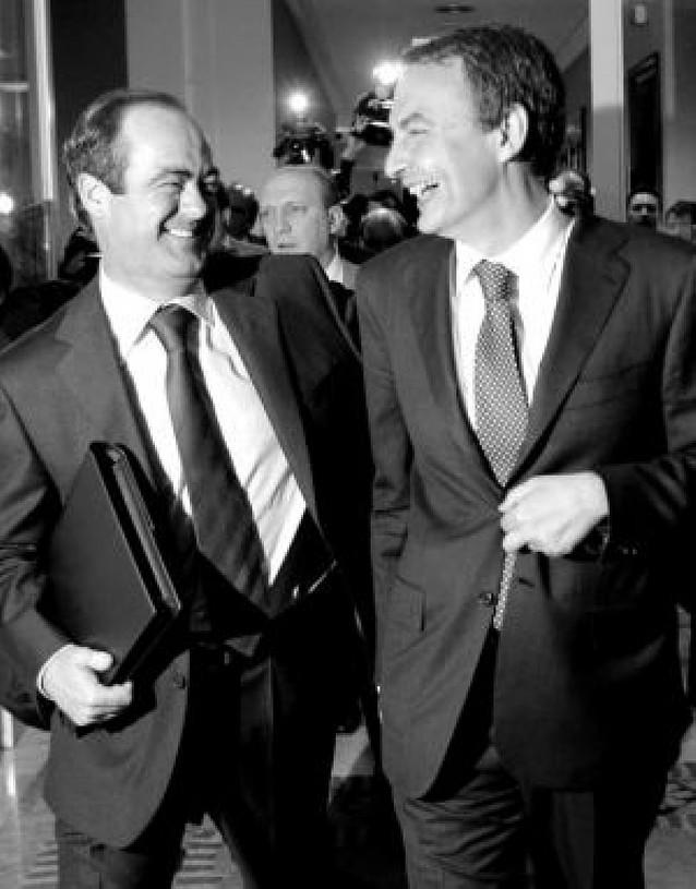 Zapatero confía en alcanzar un pacto amplio de legislatura contra el terrorismo