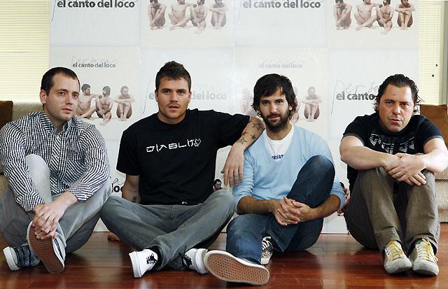 """El Canto del loco desnudan cuerpo y alma en """"Personas"""", su nuevo álbum"""