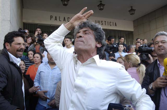 El juez que condenó a Santiago del Valle por abusar de su hija creía que estaba entre rejas