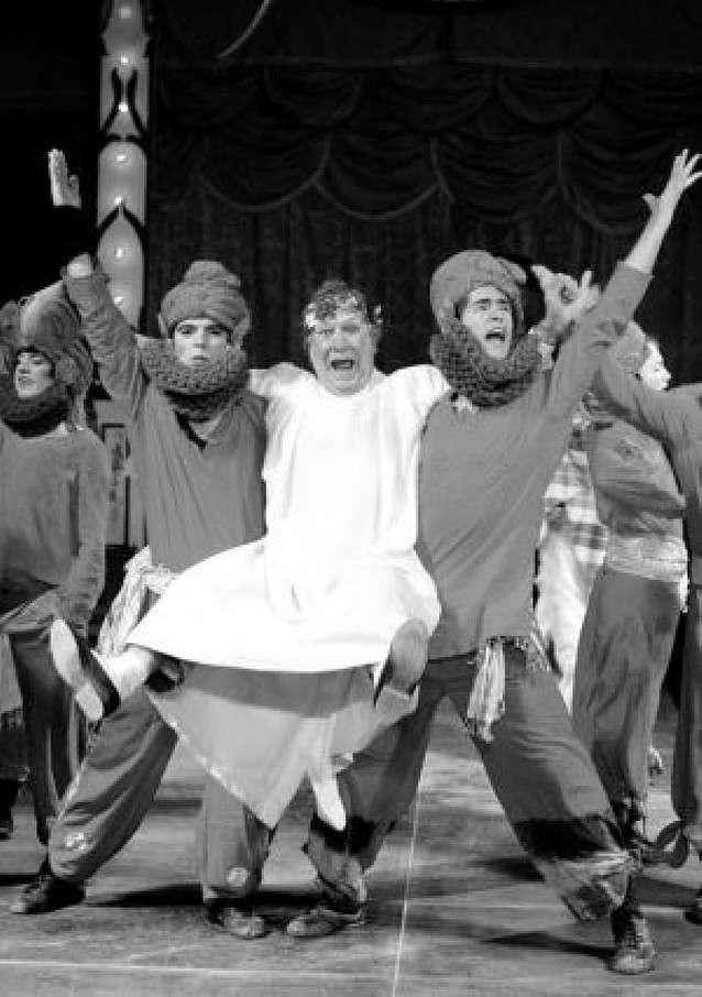 """El Gran Circo Fele llega al Teatro Gayarre con """"Eione"""", una historia mitológica"""