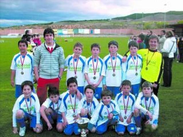 Fustiñana y Cortes, campeones