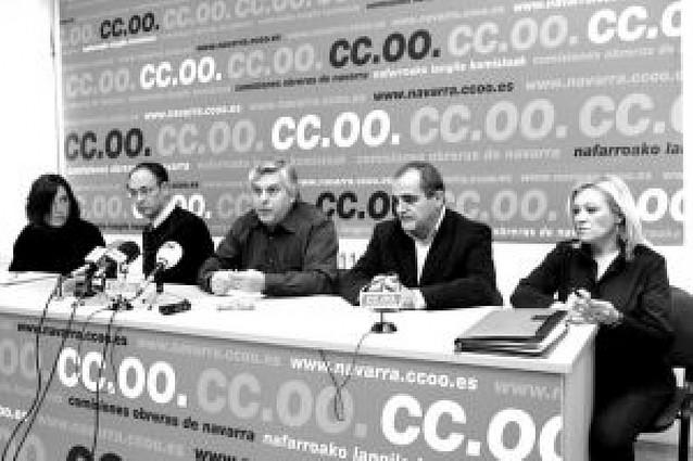 """CC OO señala que el Gobierno """"duda"""" si firmar el ERE de Dura"""