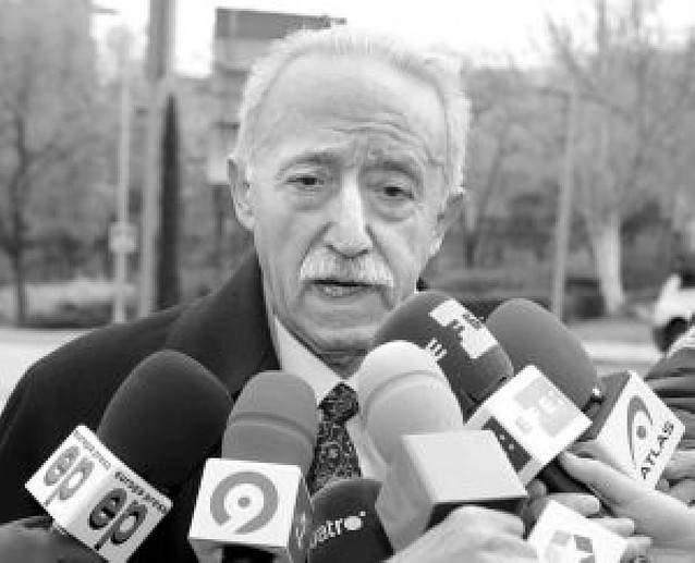 El tribunal ordenó el encarcelamiento urgente de Camacho por riesgo de fuga