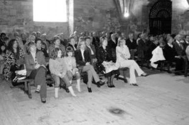 Los vecinos de Miranda de Arga honraron a su patrón San Benito