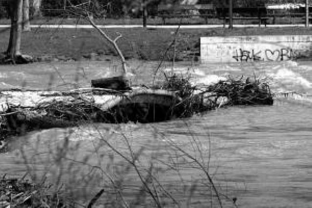Desactivada la alerta por crecidas en los ríos navarros tras la mejoría del tiempo