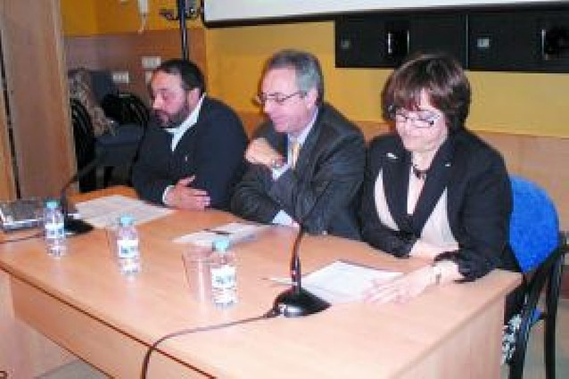 Miguel Sanz asegura que el aumento de la obra pública es la alternativa a la crisis
