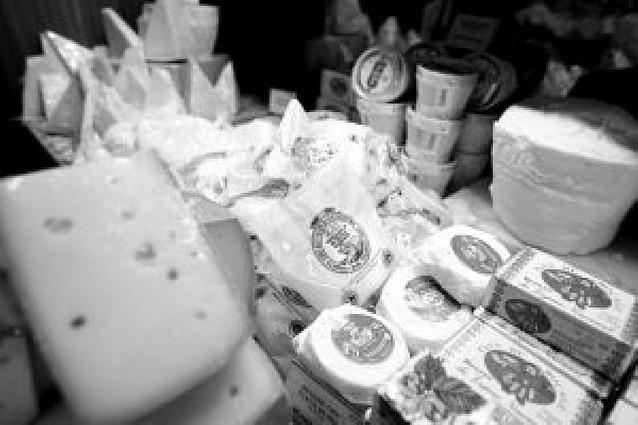 Italia ordena retirar la mozzarella contaminada con dioxinas