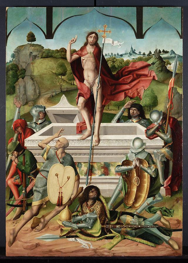 El Museo de Dallas desvela los secretos del retablo de la catedral de Ciudad Rodrigo
